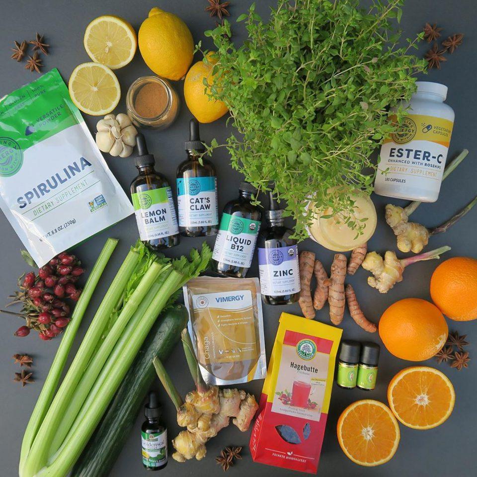 Bild zu Erkältungen und Grippe natürlich vorbeugen und heilen