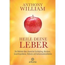 Bild zu Favoriten Bücher - Heile deine Leber