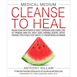 Bild zu Favoriten Bücher - Cleanse to Heal