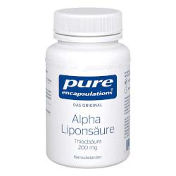 Bild zu Favoriten Nahrungsergänzungsmittel - Alpha Liponsäure