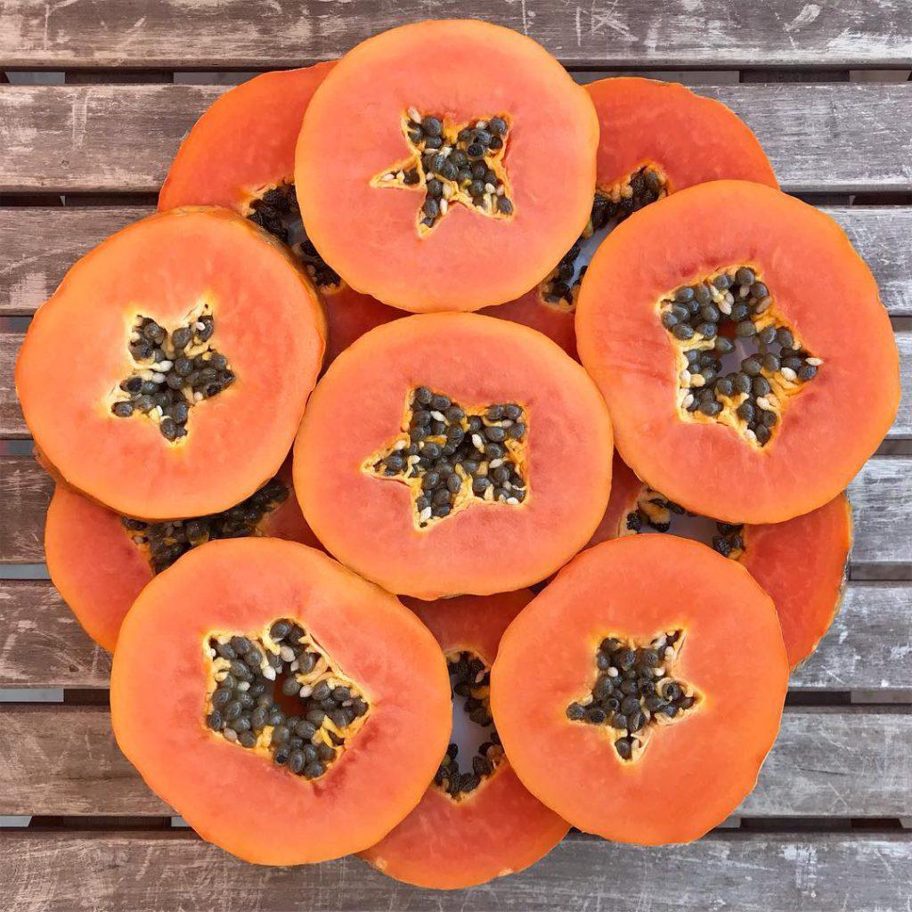 Bild zu Mono Eating - Papaya Island