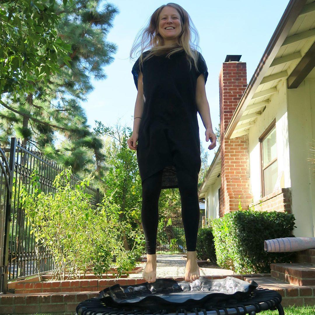 Bild zu Trampolin springen - Der Sport, der Spaß macht